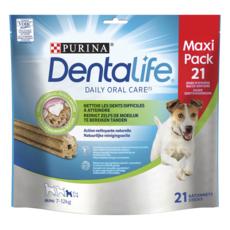 DENTALIFE Friandises sticks hygiène dentaire pour petit chien 21 pièces