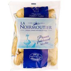 Pommes de terre primeur de l'île de Noirmoutier label rouge 750g