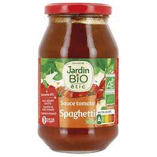 JARDIN BIO ETIC Sauce tomate spaghetti 510g
