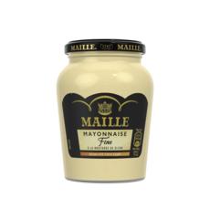 MAILLE Mayonnaise fine qualité traiteur en bocal 320g