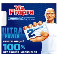 MR.PROPRE Gomme magique 2 gommes