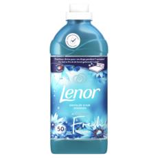 LENOR Adoucissant liquide envolée d'air frais 50 doses 1.15l