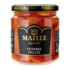 MAILLE Apéritif poivrons grillés 159g