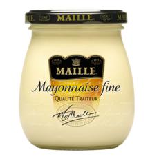 MAILLE Mayonnaise fine fraîche aux oeufs 300g