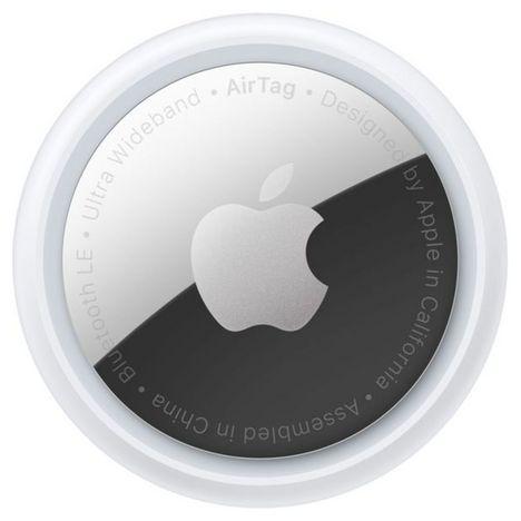 APPLE Porte-clé connecté AirTag - Pack de 4