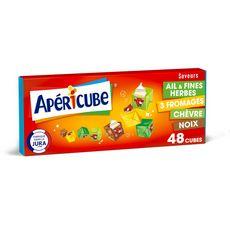 Apéricube APERICUBE Cubes de fromage apéritif Tonic