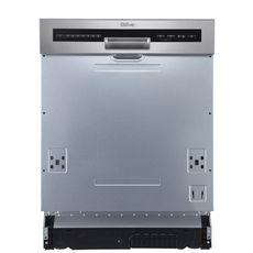 QILIVE Lave vaisselle semi-encastrable 600070362, 14 couverts, 60 cm, 44 dB, 8 programmes