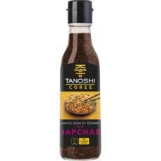TANOSHI Sauce soja et sésame pour japchae 225ml