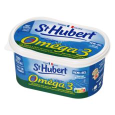 ST HUBERT Margarine oméga 3 demi-sel tartine et cuisson 510g