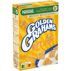 Nestlé GOLDEN GRAHAMS Céréales pétales au goût de biscuit doré au four