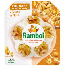Rambol RAMBOL Fromage au lait de vache et éclats de noix