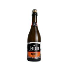 JENLAIN Bière de garde ambrée 7,5% 75cl