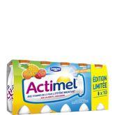 Actimel multifruits 10x100g édition limitée