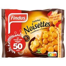 FINDUS Pommes de terre noisettes 1,05kg
