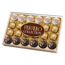 FERRERO Collection Assortiment Fines gaufrettes 24 pièces 269g