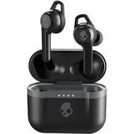 SKULLCANDY Écouteurs sans fil Bluetooth avec étui de charge - Indy Evo - Noir