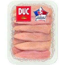 DUC Emincés de poulet 1kg