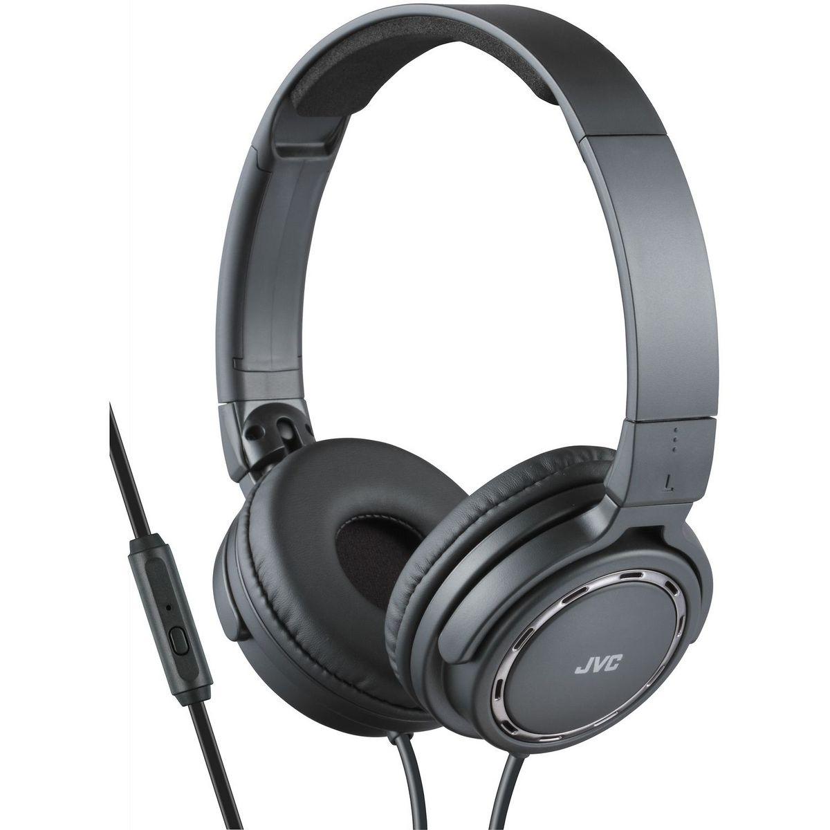 Casque audio filaire - Noir - HA-SR525-B
