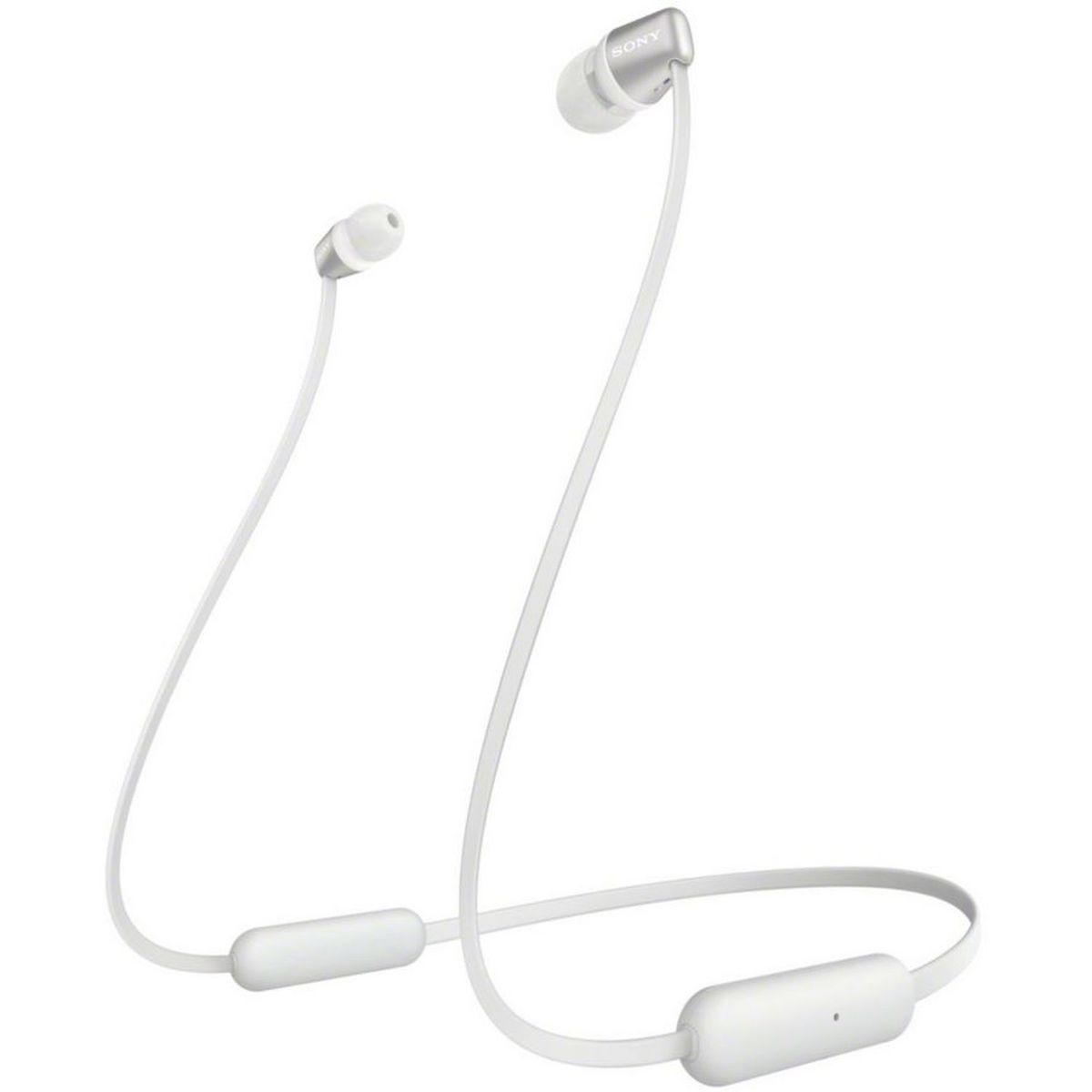 Écouteurs sans fil Bluetooth - WIC310W - Blanc