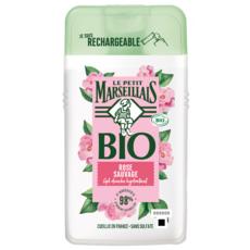 LE PETIT MARSEILLAIS Gel douche hydratant à la rose sauvage bio 250ml