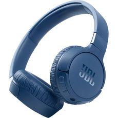 JBL Casque audio Bluetooth - Tune 660NC - Bleu