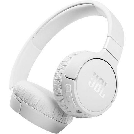 JBL Casque audio Bluetooth - Tune 660NC - Blanc