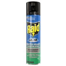 RAID Insecticide anti-volants à l'huile essentielle d'eucalyptus 400ml