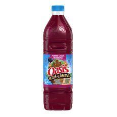 OASIS Boisson aux fruits saveur pomme cassis framboise 2l
