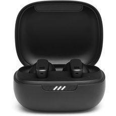 JBL Écouteurs sans fil Bluetooth avec étui de charge - Live Pro+TWS - Noir