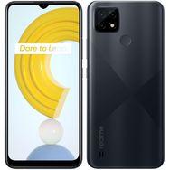 REALME Smartphone C21  32 Go  6.5 pouces  Noir  4G  Double Nano Sim