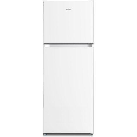 QILIVE Réfrigérateur 2 portes 154598, 348 L, Froid ventilé