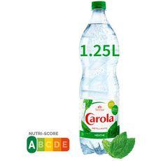 CAROLA Eau pétillante aromatisée à la menthe 1,25l