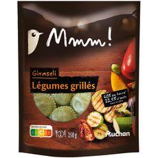 AUCHAN GOURMET Légumes grillés 2 portions 250g