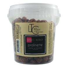 LE TEMPS DES CERISES Pralinette cacahuètes caramélisées 450g