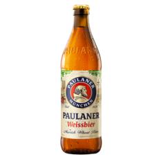PAULANER Bière blonde hefe weissbier 5,5% bouteille 50cl