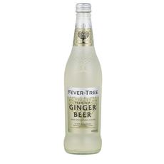 FEVER TREE Boisson premium ginger beer 0% 50cl
