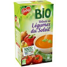LIEBIG Velouté bio de légumes du soleil 100% ingrédients naturels 4 personnes 1l