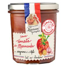 LUCIEN GEORGELIN Sauce tomate de la région de Marmande aux oignons et à l'aill 300g