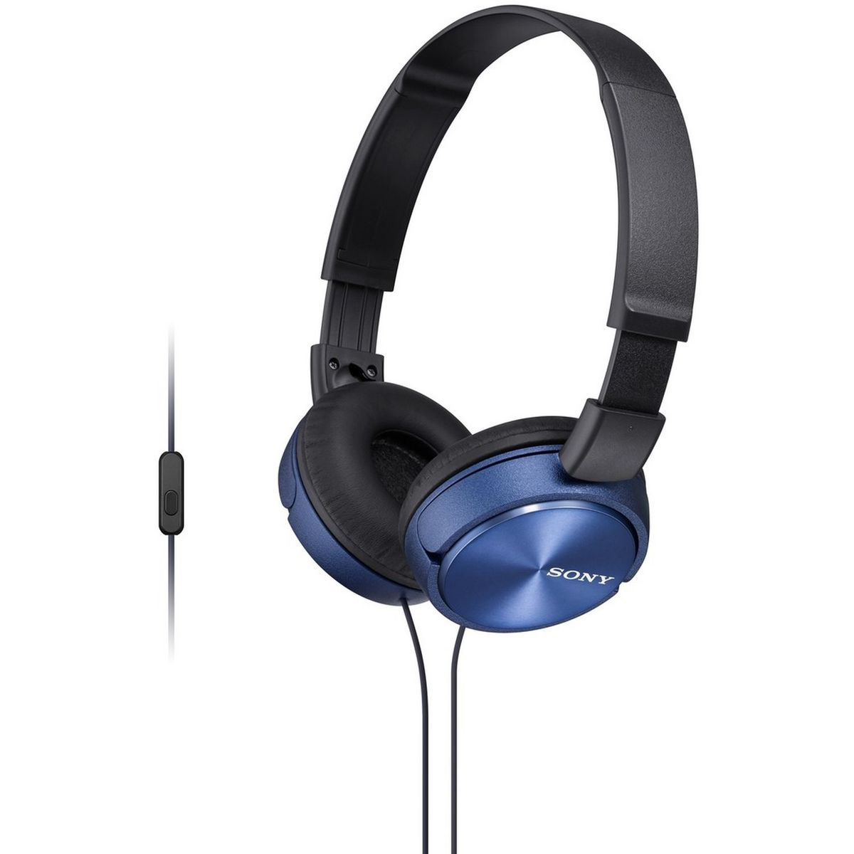 Casque audio filaire - Bleu - MDR ZX310 APB