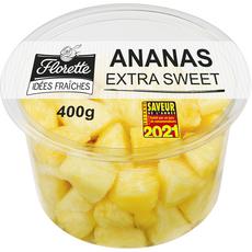 FLORETTE Ananas en morceaux 400g