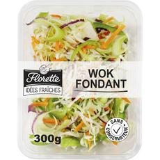 FLORETTE Mélange de légumes pour wok 300g