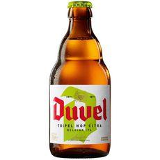 DUVEL Bière triple hop 9.5% bouteille 33cl