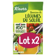 Knorr KNORR Soupe douceur de légumes du soleil