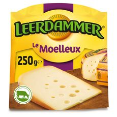 LEERDAMMER Le Moelleux Fromage nature 250g