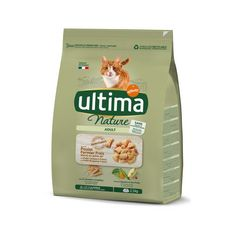 ULTIMA NATURE Croquette au poulet pour chat 2,5kg