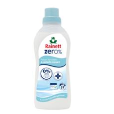 RAINETT Zéro% assouplissant peaux sensibles 31 lavages 750ml