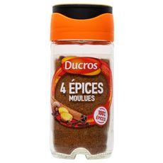 DUCROS Quatre épices moulues 37g