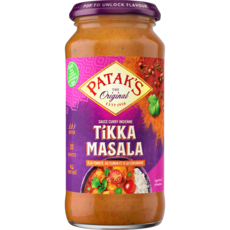 PATAK'S Sauce tikka masala 450g