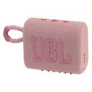 JBL Enceinte portable Bluetooth - GO 3 - Rose