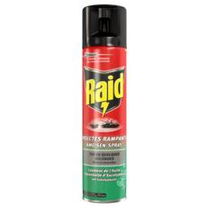 RAID Insecticide anti-rampants à l'huile essentielle d'eucalyptus 400ml